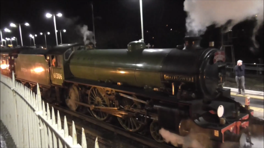 Steam Train 61306 Mayflower