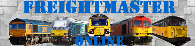 Freightmaster Online Freight Train Timetables UK