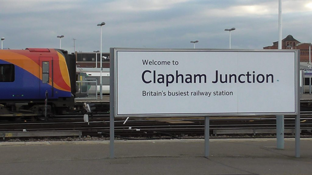 Clapham Junction Railway Station