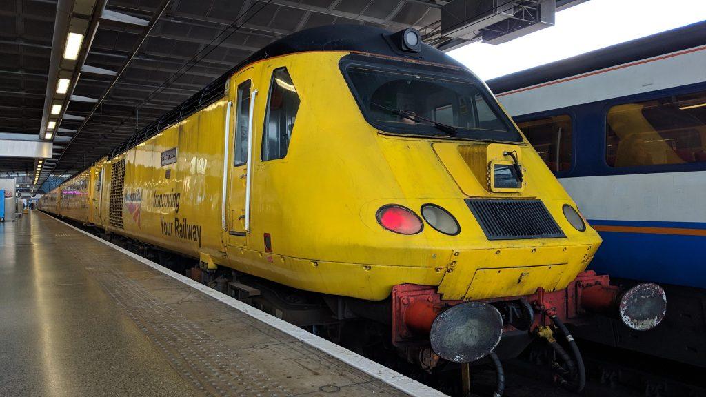 Class 43 NMT Network Rail