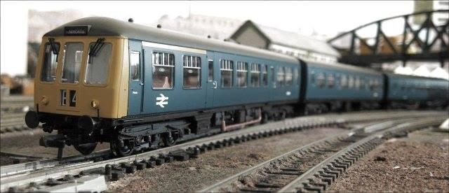 Bachmann Class 108 3 Car DMU