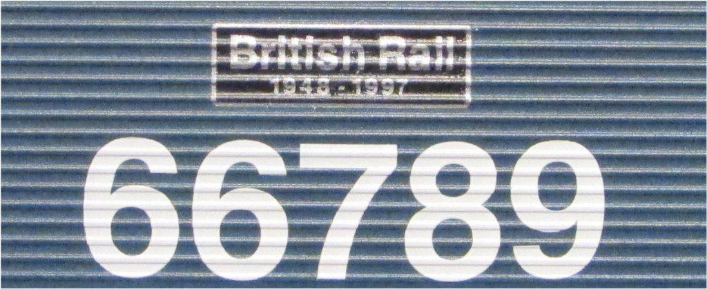 66789 Name Plate
